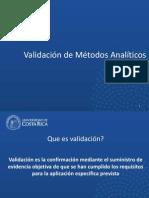 03 - Validación de metodos
