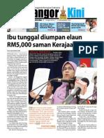 Selangorkini April 3 2013
