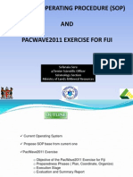 Fiji PacWave2011