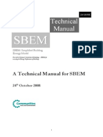 SBEM Technical Manual v3.0.b 24Oct08
