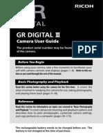 Ricoh GRD III