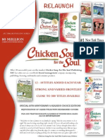 Chicken Soup for the Soul Series Relaunch