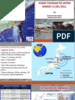 SISMO TSUNAMI DE JAPÓN MARZO 11 DEL 2011VVVVVVV
