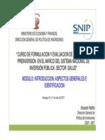 Capacitacion Modulo 1 - Introduccion e Identificacion - Arequipa