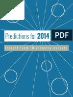 2014 Market Predictions eBook