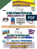 Affiche Couleur 1er Mars 2014 Lisieux