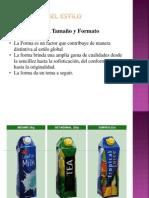 5 Packaging Elementos Del Estilo