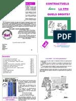 Brochure Contractuels Fph 2014