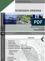 Reconversion Urbana