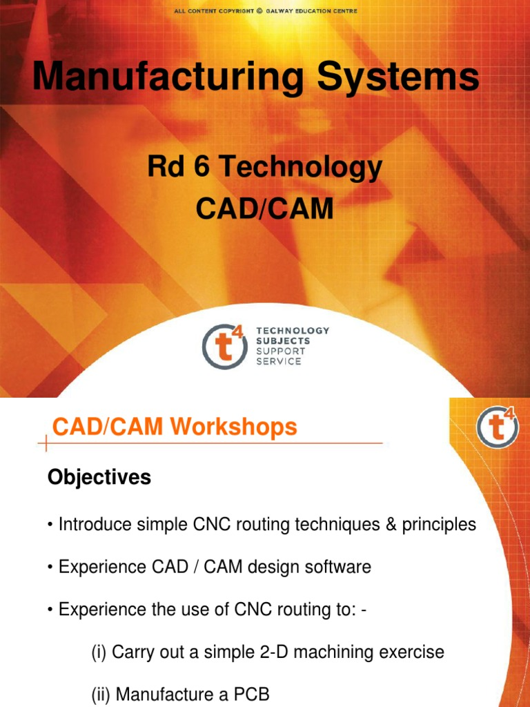Cadcam Routing Ppt | Printed Circuit Board | Numerical Control