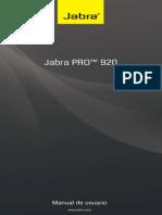 Manual ES Jabra