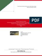 Teoria dos quatro discursos, pesquisa psicanalítica e laço social entre psicanalistas