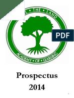 htl aol prospectus 2014