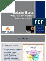 exploring ibooks presentation