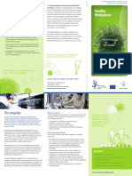 2013-14 Campaign Leaflet Manage Stress
