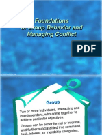 Groups and Conflict.ppt