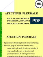 PATOLOGIE PLEURALA mihaescu