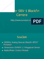 Surveyor SRV-1 Blackfin Camera.ppt