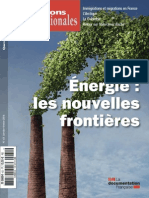 [MAG] Questions Internationales N.65 - Janvier-Fevrier 2014