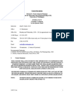 CourseDescription ENTRE 472 71016