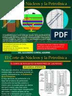 El Corte de Núcleos y la Petrofísica CESUNV 2014