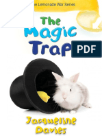 The Magic Trap Excerpt by Jacqueline Davies