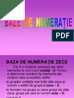 bazedenumeratie