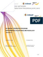 3G AOP 2012 Performance Acceptance Methodology DraftV1-2