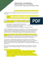 A Petrobras e o Pacto Global Da ONU