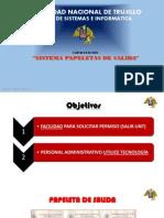 Capacitacion Papeletas 10 Febrero 2014 - Oficinas