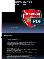 Arsenal Football Club Final