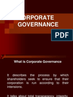 Business Ethics & Corporate Governance - 13 Dec