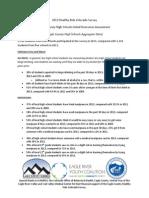 2013 HKCS Initial HS Analysis