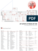 APT Artists at Frieze Art Fair