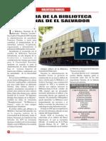 Biblioteca Nacional SV