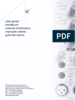 Saffire User Guide French0