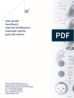 Saffire User Guide German0