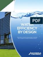 Water Efficiency by Design