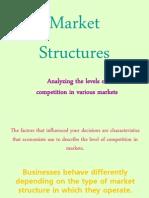 market structures edit