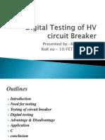 Testing And Maintenacne Of High Voltage Bushings Psmmchap