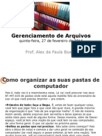 052014 - Gerenciamento de Arquivos
