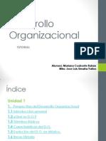 Desarrollo Organizacional Tutorial