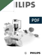 Manual Licuadora Philiphs Hr2845