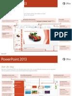 Handleiding PowerPoint 2013