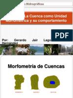 5. Morfometría de Cuencas Hidrográficas