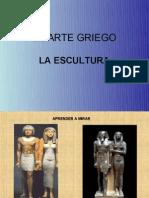 El Arte Griego La Escultura General y Arcaica