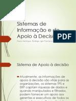 Sistemas de Informação e de Apoio à Decisão