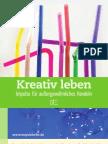 Kreativ Leben Impulsheft Nr. 33 Probe