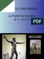 La Escultura Griega El Clasicismo