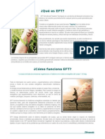 ¿Qué es EFT?